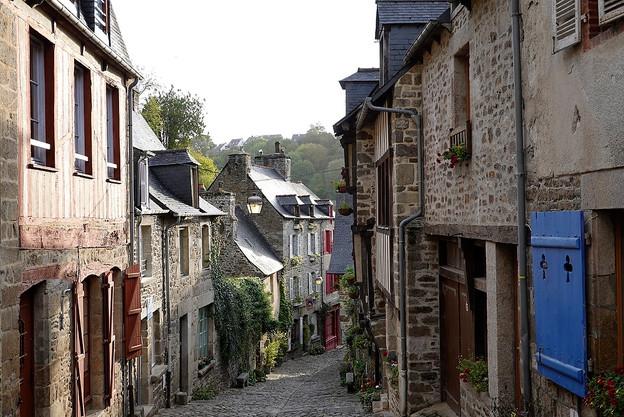 French Village Street II