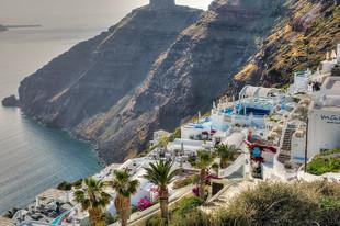 Island of Santorini