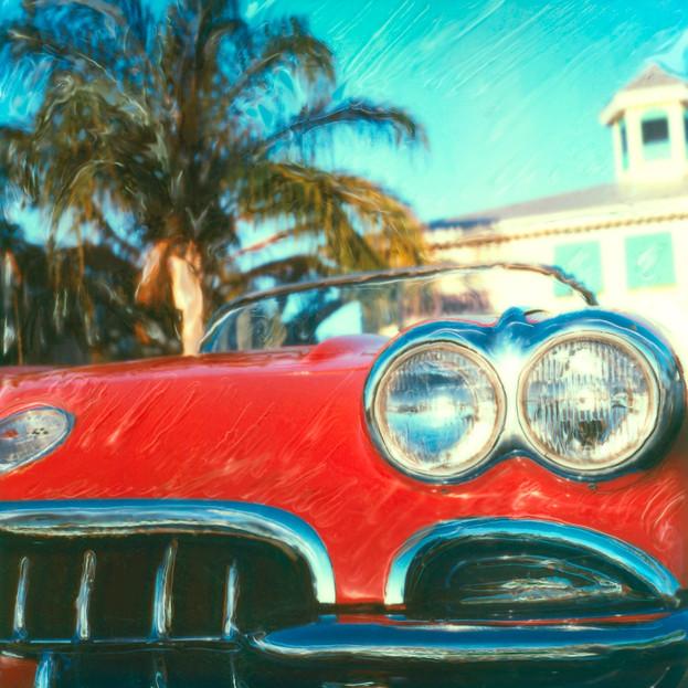 '60 Corvette Stingray