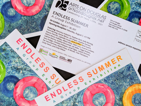 """Can't Wait for Summer to End? . . . Not Before Seeing """"Endless Summer"""" in New Smyrna Beach!"""