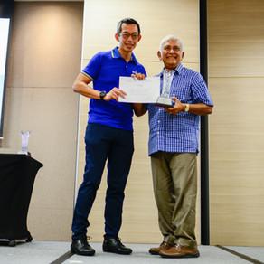 SHINE Long Serving Volunteers: 35 & 40 Years Long Service Award