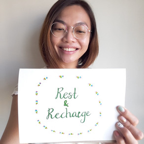 <Rest & Recharge> 🔋