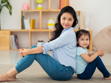 3 REASONS WHY YOU ARE IMPORTANT TO YOUR CHILD'S MENTAL HEALTH