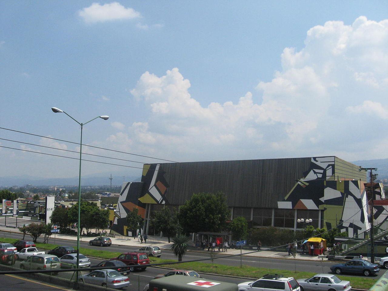 Ollin Yoliztli Cultural Center