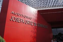 Josefa Ortíz D.D. Auditorium