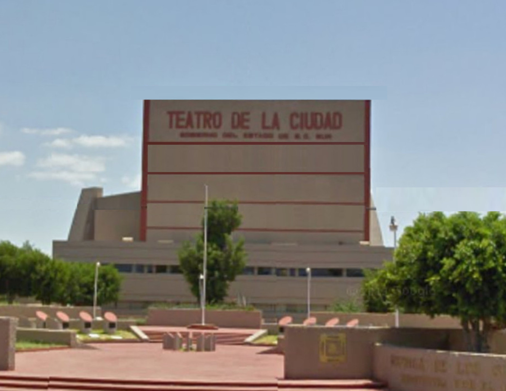 La Paz City Theater