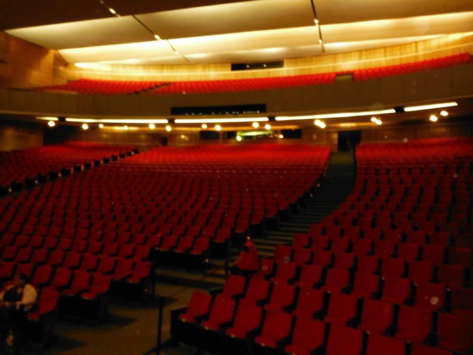 Gota de Plata Auditorium