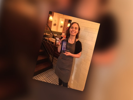 meet Leonie - front of house at escabeche