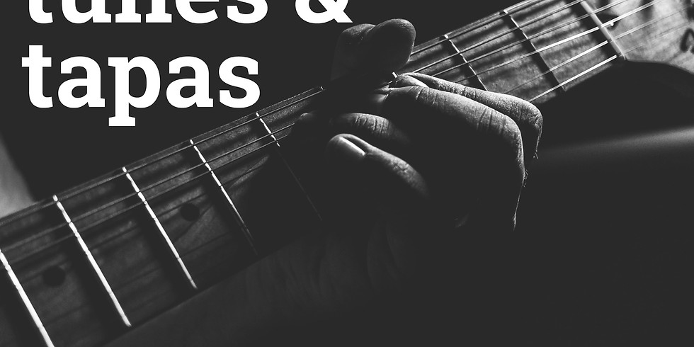 tunes and tapas - feat. Kit Mason