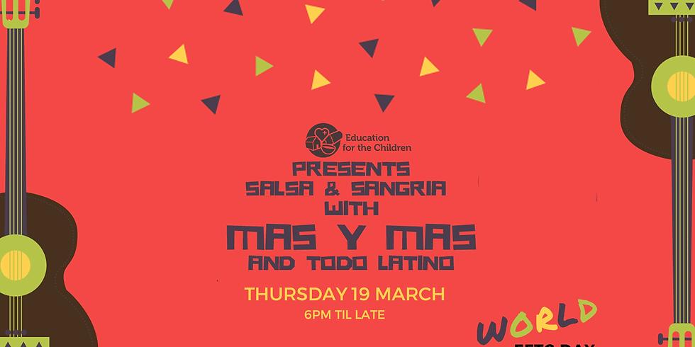 Salsa & Sangria with Más Y Más