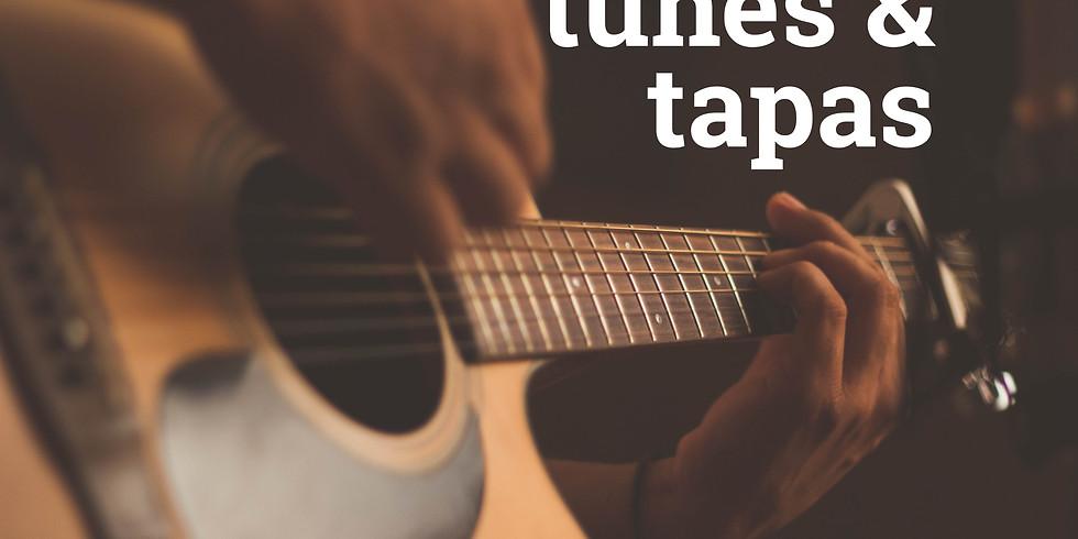 tunes and tapas - feat. Josh Kemp