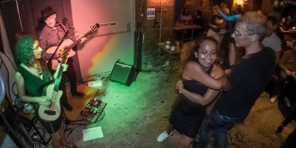 Rikki Thomas-Martinez live