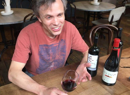 an interview with Peter Bamford - wine guru and owner of Modern French Wines