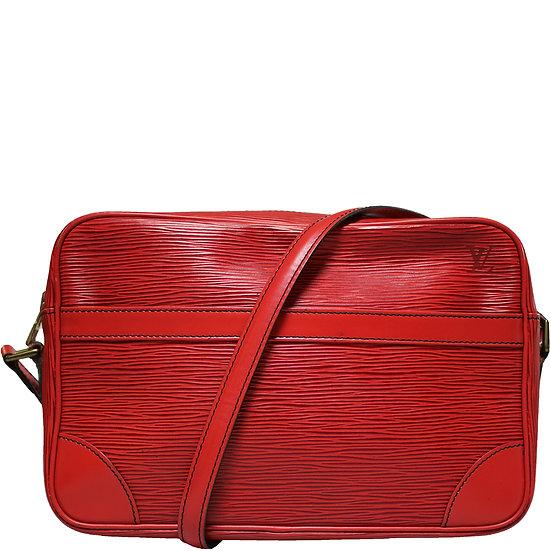 Louis Vuitton Trocadéro 27 Rot