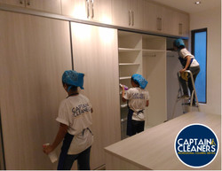 Captain Cleaners Cleaning Service