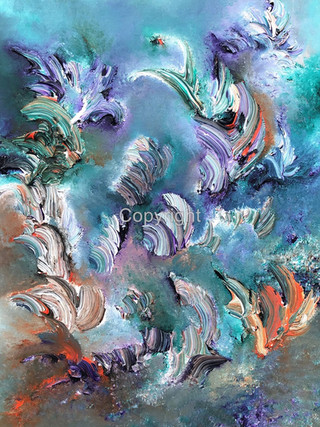 Turquoise Dream - From £8.25 inc. P&P