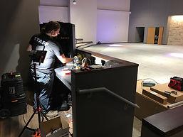 AV, Installation, Audio, Video, System, Buid