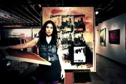 Artist Michelle Carmen Gomez