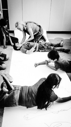 Students of our Creative Workshops