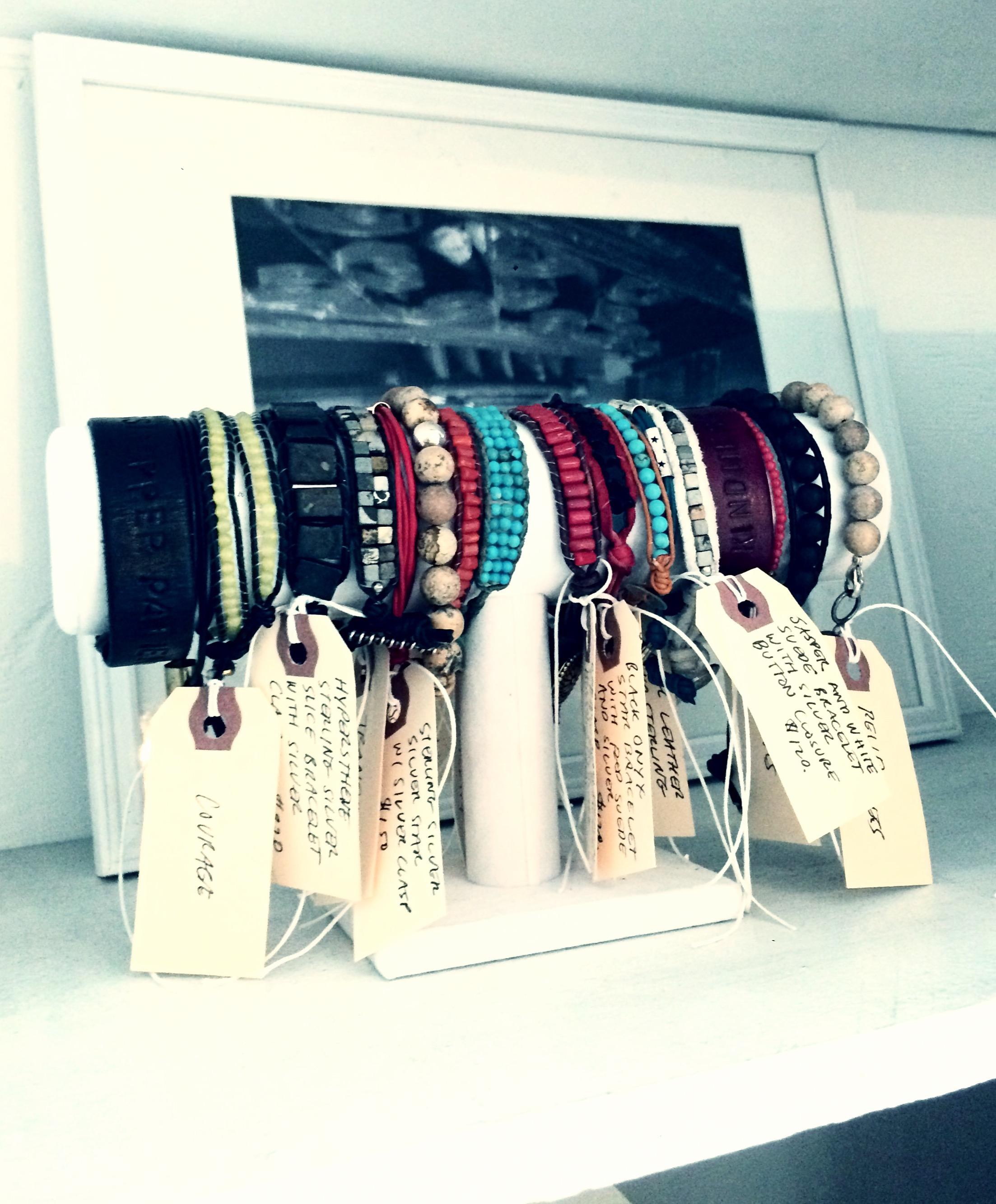 Jewelry at galleryGOMEZ