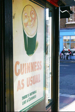 Guinness as Usual - Ireland Series