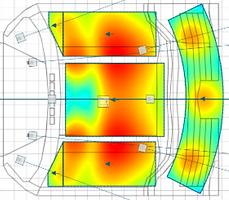 Design, Engineering, CAD, Drawings, AV, Sound Modeling