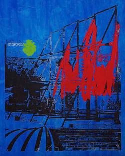 Blue World 38X47