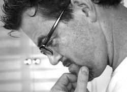 Audiobook artist Scott Brick