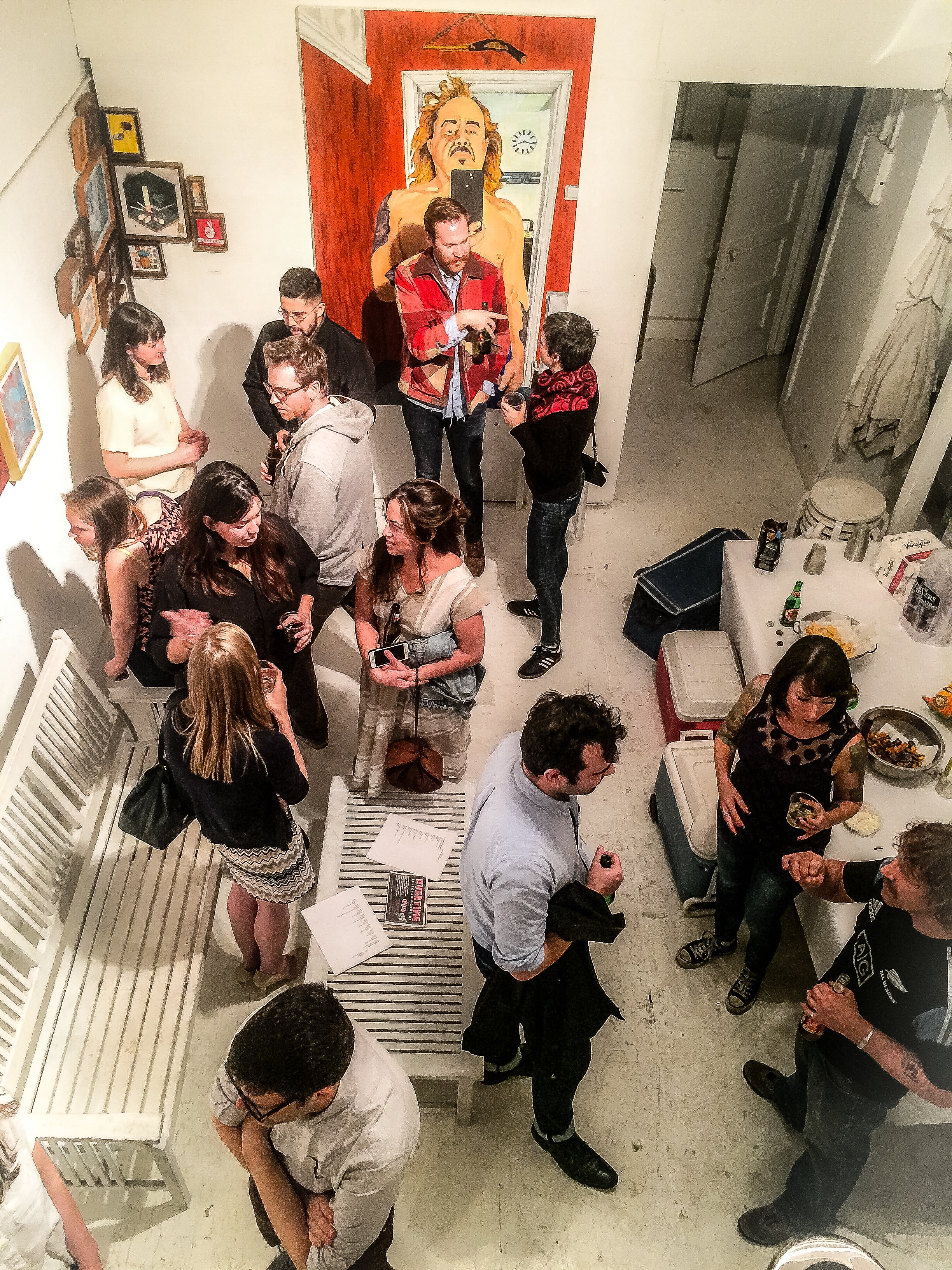 Event at galleryGOMEZ