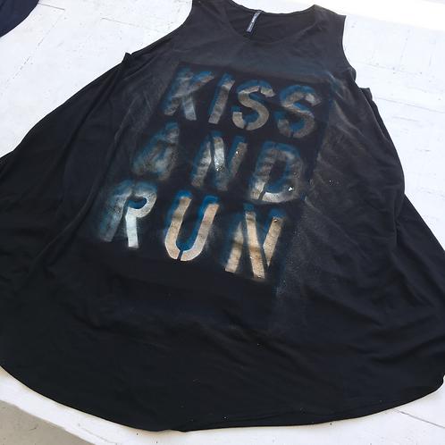 Kiss and Run mini dress