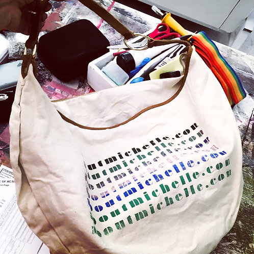 AboutMichelle.com Summer Tote