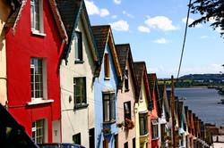 Bright Roofs - Ireland Series