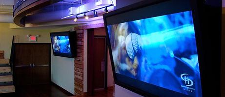 Digital Signage, Monitors, TV, Sign, Audio, Video, AV, Design
