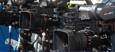 Streaming, Broadcast, Narrowcast, Cameras, AV, Audio