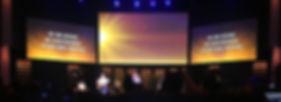 Projection, Screens, AV, Audio, Video, Design, Church, Staging, Lighting