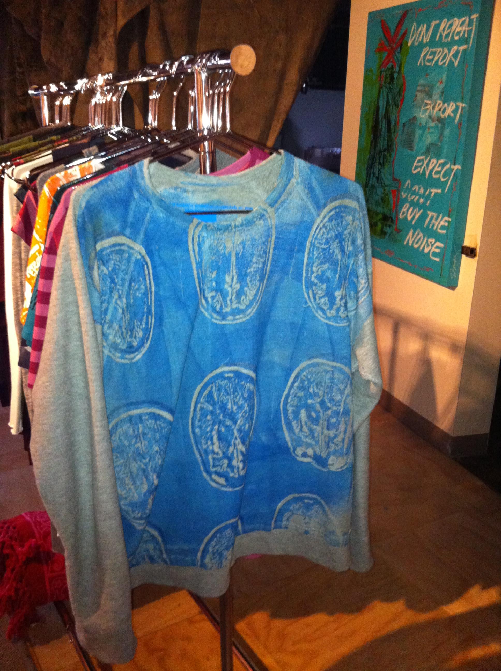 Brain Sweatshirt