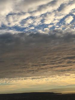 Sky Over California