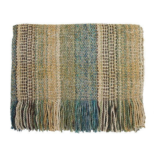 """""""Dover Patina Throw"""" from the Throw Pillow & Blanket Collection @InsidePlannet. Made in USA."""