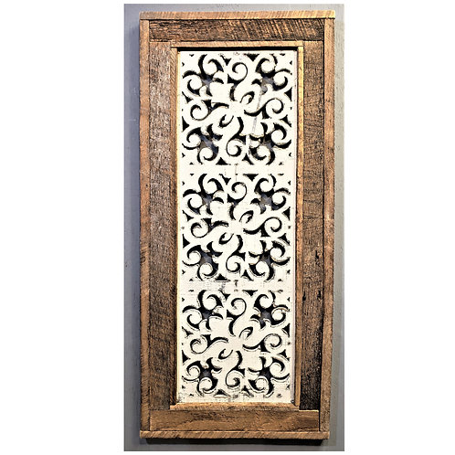 """""""Large Shutter"""" from the Wall Accents & Art Collection at InsidePlannet.com.  Made in USA. Shop @InsidePlannet."""