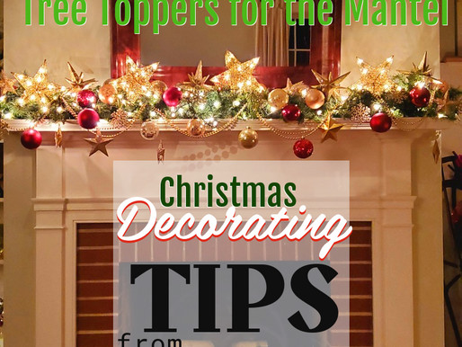 Decorating With Star Tree Toppers