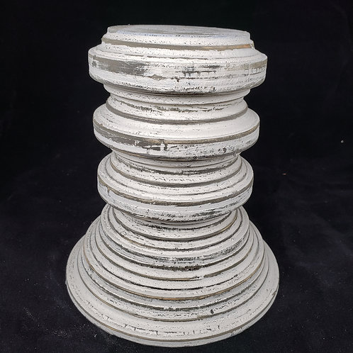 """""""Large Candle Holder"""" from the Candle Holders Collection at InsidePlannet.com.  Made in USA. Shop @InsidePlannet."""