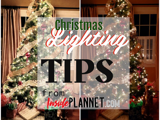 PRE-LIT TREE TOO BRIGHT?  TRY A PLUG-IN DIMMER!🎄