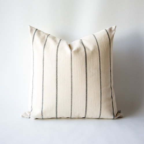 """""""Farmhouse Parchment Pillow Covers"""" from the Throw Pillow & Blanket Collection @InsidePlannet. Made in USA."""