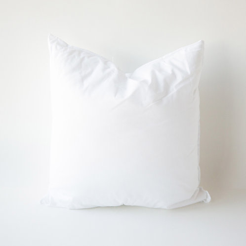 """""""Pillow Insert"""" from the Throw Pillow & Blanket Collection @InsidePlannet. Made in USA."""