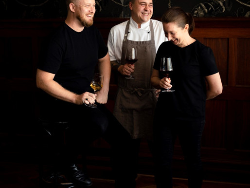 A MESSAGE TO OUR LOYAL DINERS FROM ED.  We've launched The Heritage Wine Bar Online Providore.