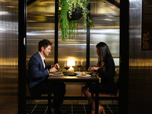 GLASSHOUSE DINING AT BFPL