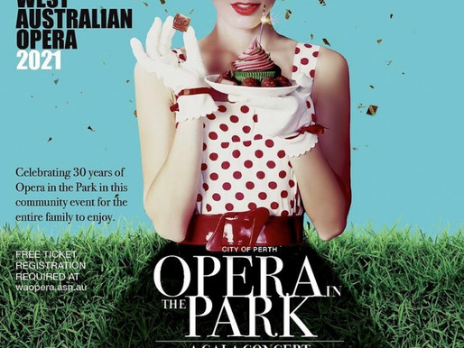 Picnic in the Park with the WA OPERA!