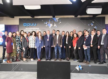 ОАО «РЖД» определило лучшие стартап-проекты первой акселерационной программы