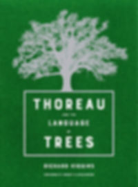Cover of book Thoreau and the Language of Trees