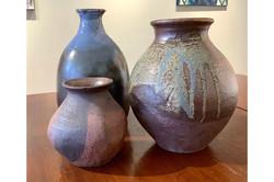 Wallace_Three vases_ceramic